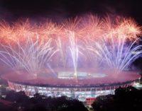 Opening Asian Games 2018 Jadi Trending Topic di Korsel