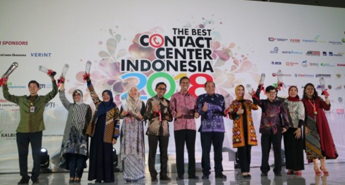 AHM Raih 19 Penghargaan The Best Contact Center Indonesia 2018