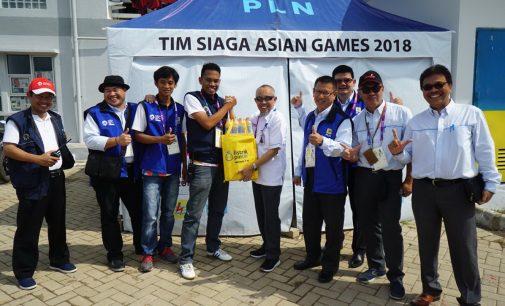 PLN Sukses Jaga Pasokan Listrik Asian Games 2018