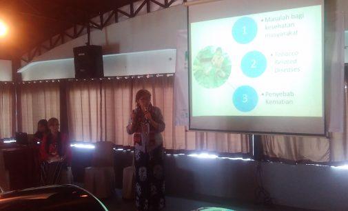 Koalisi Indonesia Bebas TAR Gelar Diskusi Publik Tentang Produk Tembakau Alternatif di Palembang