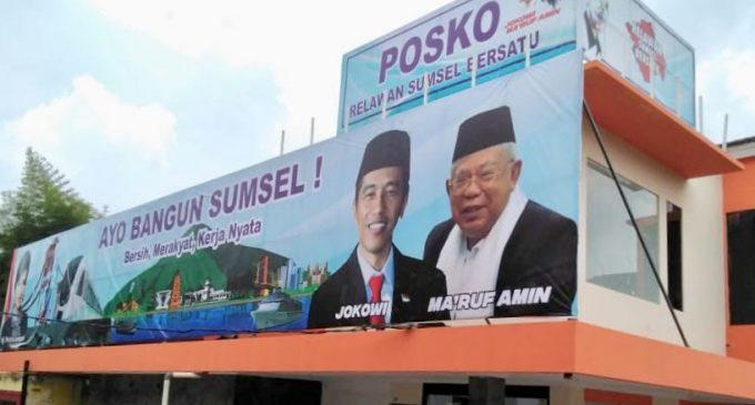 Pilpres 2019: Pilih Yang Sudah Terbukti Bekerja, Ibu-Ibu Di Sumsel Antusias Jadi Relawan Jokowi