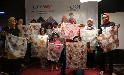 The 1O1 Rajawali Palembang Sukses Gelar OCTOBART –  History of Palembang Batik