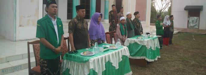 Wabub Juarsah  Tutup Diklat Banser NU Angkatan Pertama