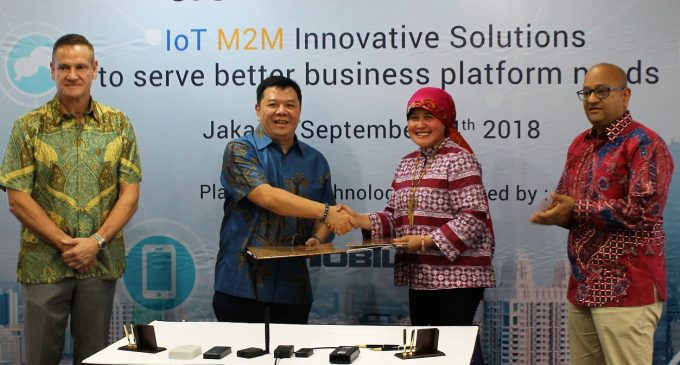 Indosat Ooredoo  Business Dan BINI Jalin Kerja Sama  IoT Solution