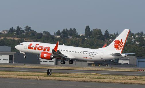 Pesawat Lion Air JT 610 Alami Kecelakaan