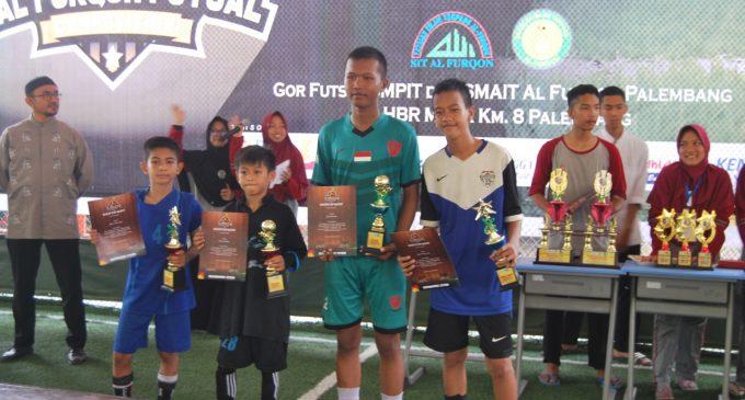 SD Harapan Mulia Dan SMPN 57 Palembang Juara AFC 2018