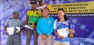 Resmi Ditutup, Iniilah Juara Lomba Tembak Reaksi Internasional di Palembang