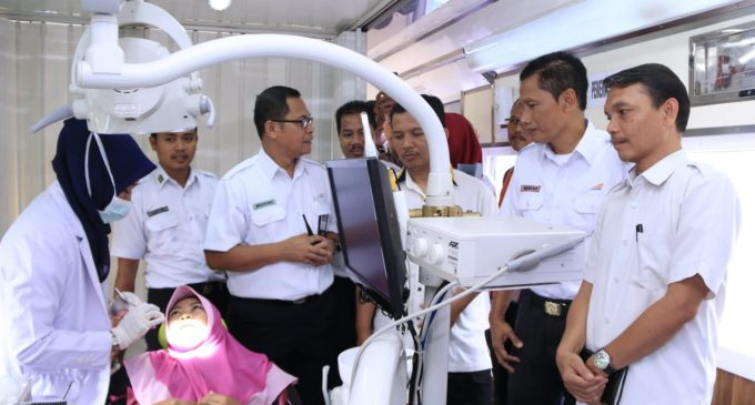 PT. KAI Gelar Rail Clinic Hadir di Stasiun Sukacinta