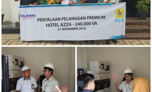 Hotel AZZA dan Bank BCA Pelanggan Premium PLN