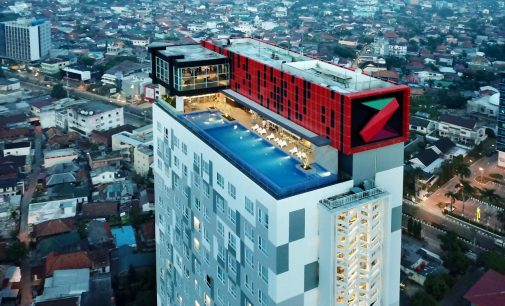 New York Eve In Love, Semarak Perayaan Tahun Baru The Zuri Hotel Palembang