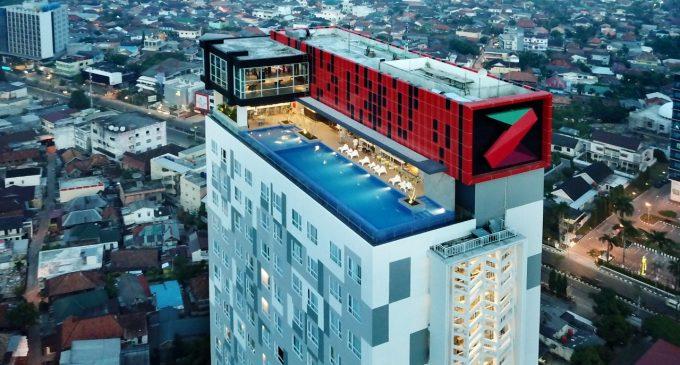 New York Eve In Love, Semarak Perayaan Tahun Baru The Zuri Hotel Palembang