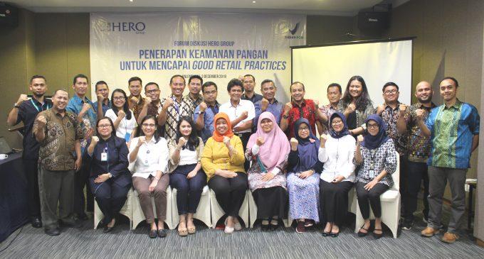 Hero Group – BPOM Palembang Diskusi Bahas CRPB
