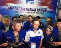 PAN Sumsel Sebut Oknum Pendukung Jokowi Bukan Kader PAN