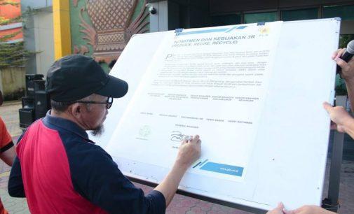 Program 3 R Komitmen PLN Tumbuhkan Kesadaran Kebersihan Lingkungan