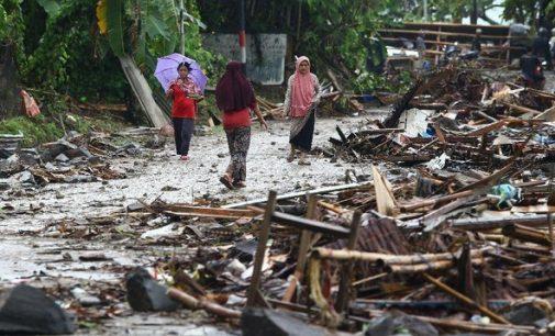 Tsunami Terjang Pantai di Selat Sunda, Puluhan Orang Meninggal