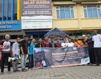 ACT Berangkatkan Logistik Bantuan Untuk Korban Tsunami Selat Sunda Dan Lampung