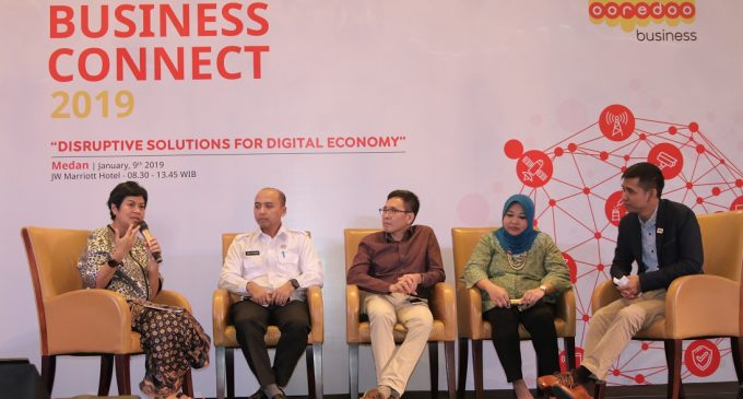 Indosat Ooredoo Business Connect Medan 2019