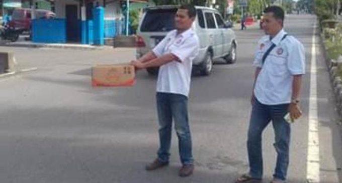 DPD JPKP Turun ke jalan Galang Dana Bantuan korban Tsunami  Selat Sunda