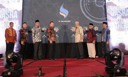 Launching Gasra, Wagub Berharap Penyaluran Gasra Tak Hanya Sebatas Palembang