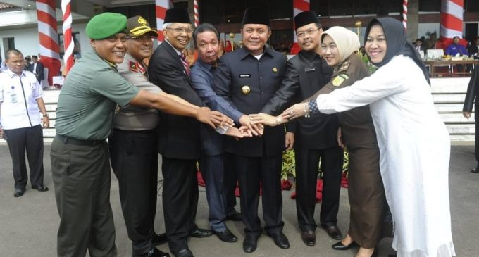 Gubernur Sumsel Aktikan Kembali P3N