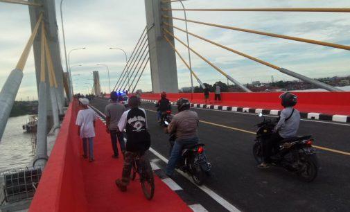Pembebasan 700 Meter Lahan Akses Jembatan Musi IV Perlu Dipercepat