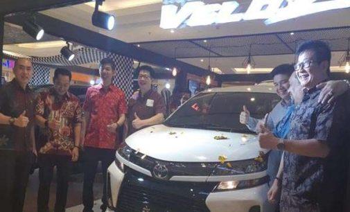 Launching New Avanza, Toyota Pasang Target Tinggi