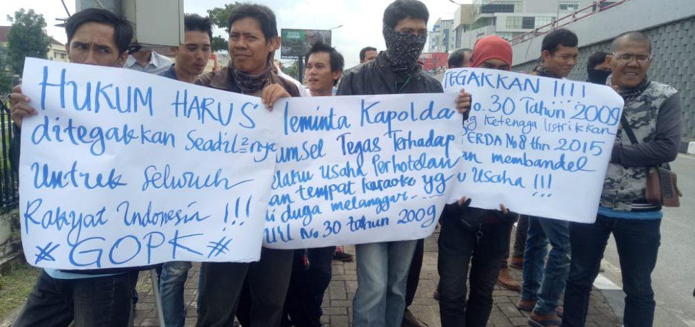 GPOK Tuntut Perusahaan Tak Kantongi Izin SLO Ditindak Tegas
