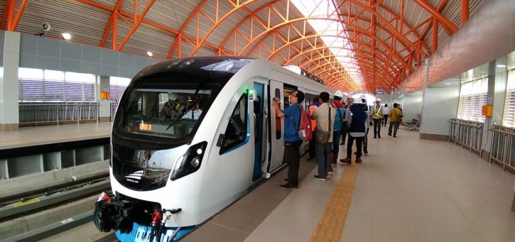 Dua Ramp LRT Palembang Masih Bermasalah