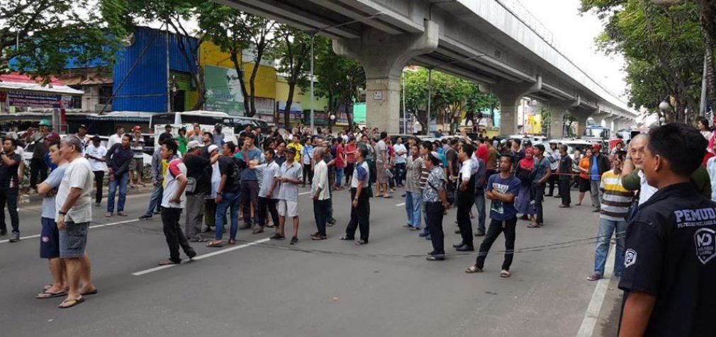 Pemilik Toko Akhirnya Berontak, Tak Terima Aturan Larangan Pakir di Jalan Sudirman