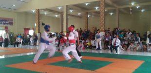 274 Taekwondoin Ikuti Open Tournament 1 Taekwondo SMAN 21 Palembang