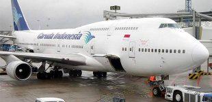 Tarif Tiket Garuda Indonesia Turun 20 Persen