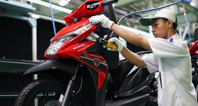 New Honda BeAT eSP dan New Honda BeAT Street eSP Kini Tampil Lebih Segar