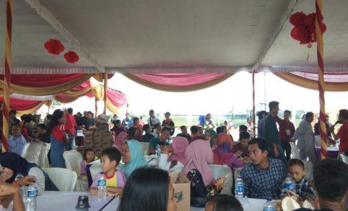 200 Pengunjung Habiskan Seribu Duren