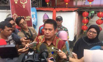 Kadispar Kota Palembang Buka Event Cap Go Meh 2019