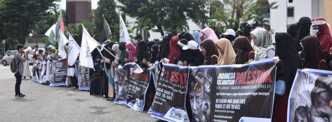 Rekam Jejak Kepedulian Indonesia Untuk Palestina