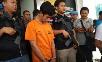Polisi Tes Kejiwaan Pemuda Yang Rusak Motor Karena Tak Terima Ditilang