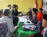 Yudin Hasmin Minta KPU Palembang Patuhi Keputusan Bawaslu