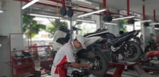 Booking Service di Dealer Berlogo Astra Motor Cukup Bayar Rp 19.910 dan Tanpa Antre