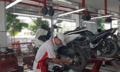 Booking Service di Dealer Berlogo Astra Motor Cukup Bayar Rp 19.910 dan Tanpa Antre