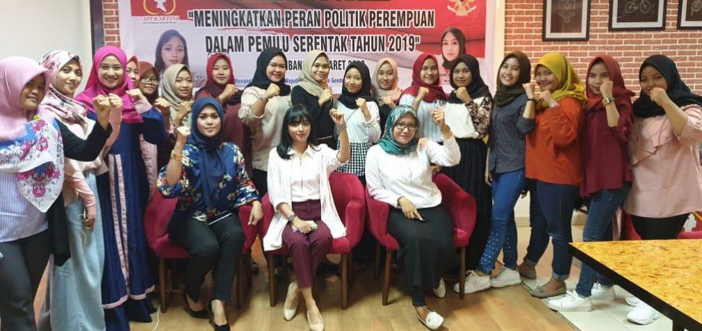 Diskusi Publik API Kartini Palembang Bahas Peran Politik Perempuan Dalam Pemilu 2019