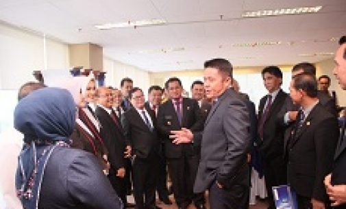 Gubernur Sumsel Minta BSB Lebih Berani Bersaing