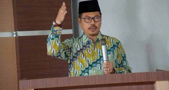 Kakanwil Canangkan Gerakan Masjid Bebas Dari Politik Praktis