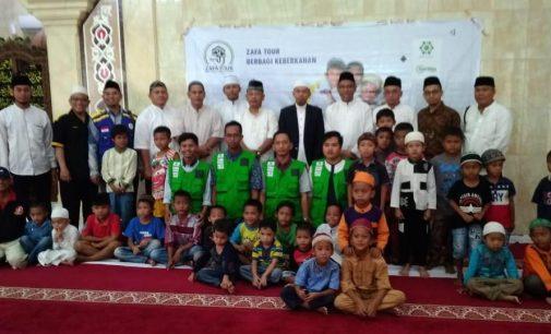 Gelar Khitanan Massal, Zafa Tour Berbagi Keberkahan