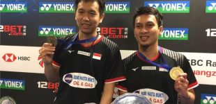 Hendra/Ahsan Juara All England 2019