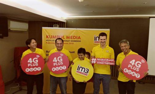 4G Plus Indosat Ooredoo Jangkau 80 Persen Populasi Masyarakat Indonesia