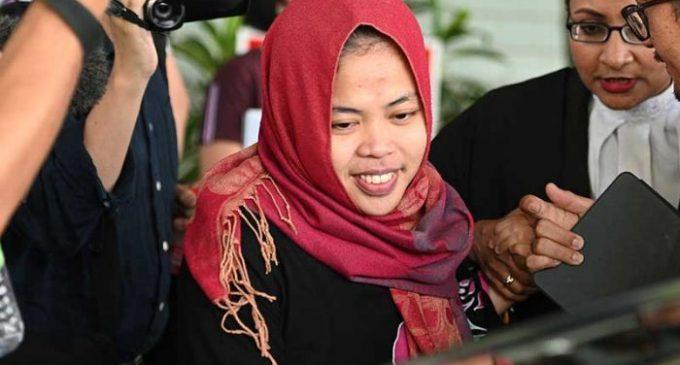 Siti Aisyah Bebas Dari Dakwaan Pembunuhan Kim Jong Nam