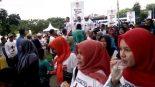 KPU Run, Ajak Masyarakat Datang Ke TPS dan Gunakan Hak Pilih