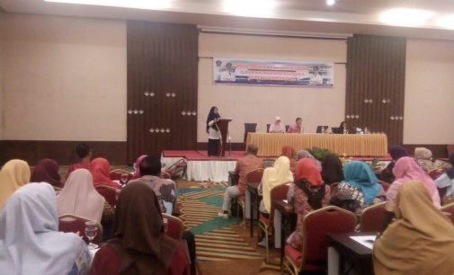 Dinkes Muara Enim Adakan Workshop Penerapan SIKDA Generik