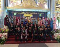 Pelepasan Peserta Didik SMAN 13 Palembang