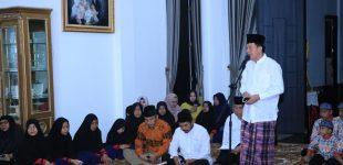 Lestarikan Tradisi dan Budaya, Walikota Prabumulih Gelar Ruwahan Jelang Ramadhan